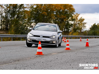 Тест летних шин 225/45 R17 от издательства Auto Bild 2019
