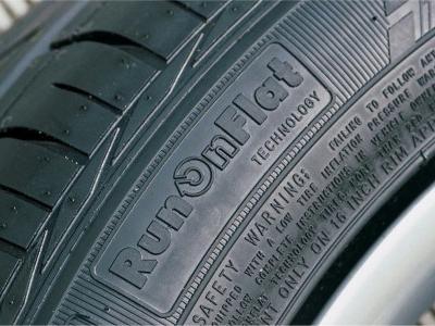 Что такое Run Flat / О технологии безопасных шин RunFlat